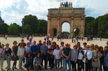 Pariz i Dvorci Loare